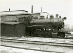 Unidentified Locomotive (image 07) by Morehead & North Fork Railroad Company