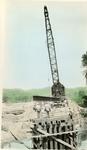 1939 Flood Damage (image 01) by Morehead & North Fork Railroad Company