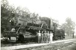 Locomotive #12 (image #14) by Morehead & North Fork Railroad Company