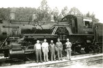 Locomotive #12 (image 15) by Morehead & North Fork Railroad Company