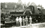 Locomotive #12 (image 16) by Morehead & North Fork Railroad Company