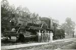 Locomotive #12 (image 17) by Morehead & North Fork Railroad Company