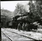 Locomotive #12 (image 20) by Morehead & North Fork Railroad Company