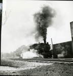 Unidentified Locomotive (image 10) by Morehead & North Fork Railroad Company