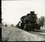 Locomotive #12 (image 23) by Morehead & North Fork Railroad Company