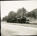 Unidentified Locomotive (image 12) by Morehead & North Fork Railroad Company