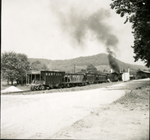 Unidentified Locomotive (image 15) by Morehead & North Fork Railroad Company