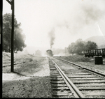 Unidentified Locomotive (image 14) by Morehead & North Fork Railroad Company