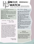 Honour Watch #007 by Jonathan Dean, Lin-hsiu Huang, Harrison Fouch, Sydney Cook, Kristen Ammons, and Zoe Becerra
