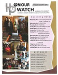 Honour Watch #010 by Jonathan Dean, Lin-hsiu Huang, Victoria Nash, Sydney Cook, Clare Johnson, Luke Kirk, and Harrison Fouch