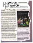 Honour Watch #009 by Jonathan Dean, Lin-hsiu Huang, Victoria Nash, Sydney Cook, Clare Johnson, Luke Kirk, and Harrison Fouch