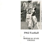 1962 Football at .... Morehead State College