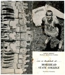 1964-65 Basketball at ... Morehead State College by Morehead State University. Office of Athletics.