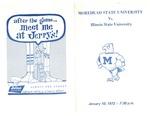 Morehead State University vs. Illinois State University