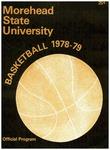 Morehead State University Basketball 1978-79