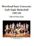 Morehead State University Lady Eagle Basketball 1987-1988