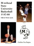 Morehead State University Basketball 1987-1988