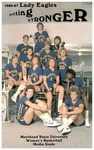 1986-87 Lady Eagles Getting Stronger