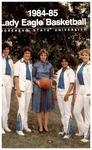 1984-85 Lady Eagle Basketball