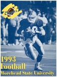 1993 Football Morehead State University