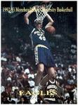 1992-93 Morehead State University Basketball Eagles