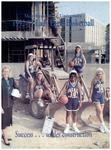 Morehead State University 1992-93 Lady Eagle Basketball