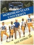 Morehead State University Eagle Football 1991