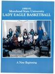 1990-91 Morehead State University Lady Eagle Basketball