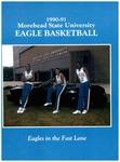 1990-91 Morehead State University Eagle Basketball