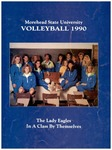 Morehead State University Volleyball 1990