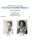 Eagles and Lady Eagles vs. Eastern Kentucky