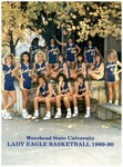 Morehead State University Lady Eagle Basketball 1989-90