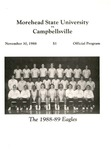 Morehead State University vs. Campbellsville