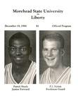 Morehead State University vs. Liberty