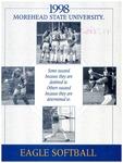 1998 Morehead State University Eagle Softball