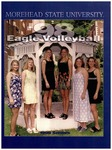 Morehead State University '98 Eagle Volleyball