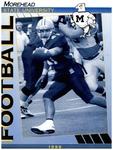 Football Morehead State University 1996