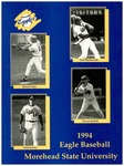 1994 Eagle Baseball Morehead State University
