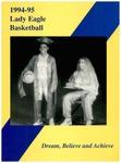 1994-95 Lady Eagle Basketball