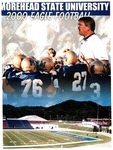 Morehead State University 2000 Eagle Football