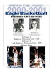 Eagle vs Tennessee Tech / Lady Eagles vs. Tennessee Tech