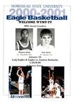 Lady Eagles & Eagles vs. Eastern Kentucky