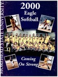 Morehead State University 2000 Eagle Softball
