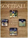 1999 Morehead State Softball