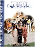 Morehead State University 1999 Eagle Volleyball