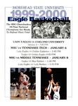 Lady Eagles vs. Oakland University / MSU vs. Tennessee Tech / MSU vs. Middle Tennessee