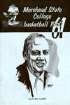 Morehead State College Basketball 1960-61 by Morehead State University. Office of Athletics.