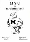 MSU vs. Tennessee Tech