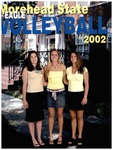Morehead State Eagle Volleyball 2002