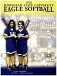 2002 Morehead State University Eagle Softball